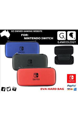 Zipper carry case for Nintendo Switch console for Sale in Twinsburg, OH