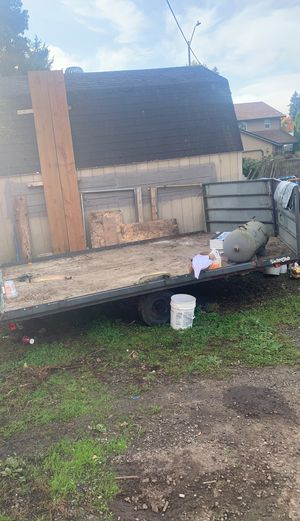 Utility trailer for Sale in Vancouver, WA