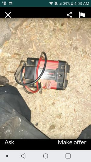 A battery mini charger black n decker for Sale in San Angelo, TX