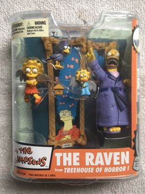 McFarlane Simpsons Figures for Sale in Redford Charter Township, MI
