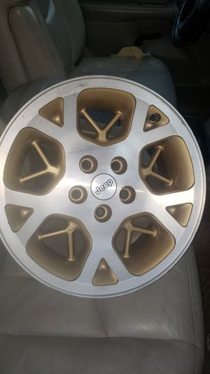 Jeep Rims 16 for Sale in Rowland Heights, CA