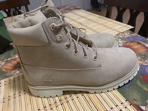 New Timberland boots 6.5y $120 obo for Sale in Inglewood, CA