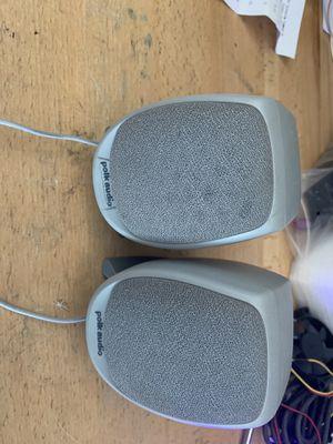 Polk audio pc speakers for Sale in Naples, FL