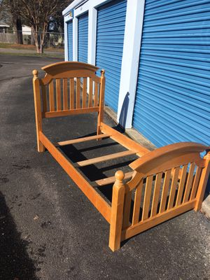 Twin Bed Frame for Sale in Portsmouth, VA