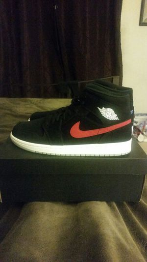 Air Jordan 1 Mid Size 10.5 for Sale in Chantilly, VA