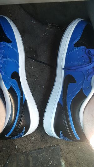 Jordan 1 lows size 9 for Sale in Galloway, OH