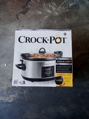 Crock pot 7 quart $20 for Sale in Anaheim, CA