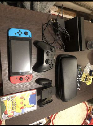 Nintendo Switch Bundle for Sale in Maple Valley, WA