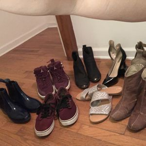 Women's Size 10 Shoe Lot for Sale in Philadelphia, PA