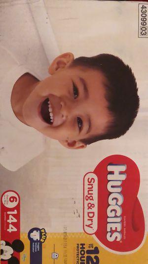 Huggies snug & dry for Sale in Blaine, MN