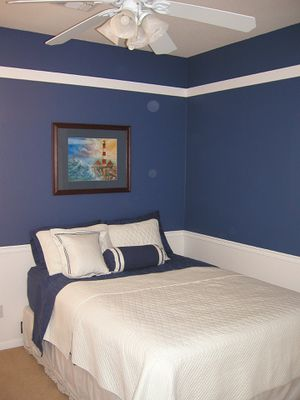 Blue & White Queen Bedding for Sale in Gilbert, AZ