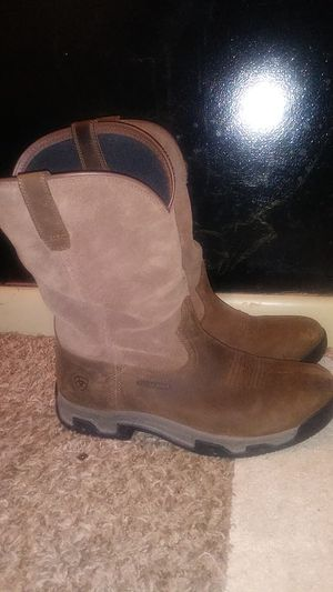 **ARIAT WORK BOOTS** for Sale in Murfreesboro, TN