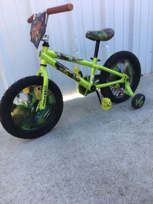 Bike ninja turtles for Sale in Dallas, TX