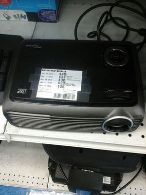 Optoma digital projector for Sale in North Lauderdale, FL