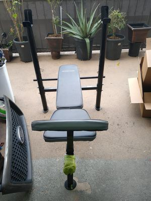 Weight lifting complete $90. And grill carriage for f150 original $ 80 for Sale in Santa Ana, CA