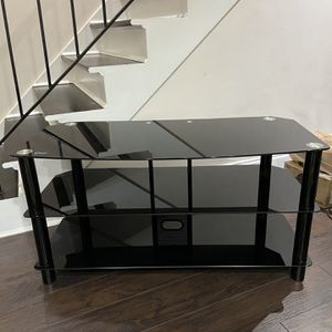 Tempered Glass TV Stand for Sale in Tucker, GA