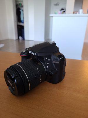 Nikon D3300 for Sale in Alexandria, VA