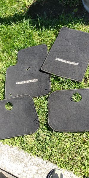 Dodge journey used car mats for Sale in Woodlawn, MD