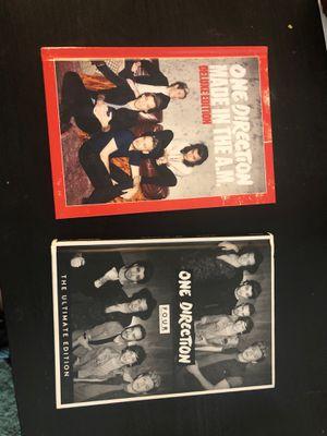 One Direction CD album Book for Sale in Dallas, TX