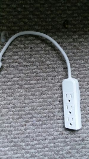 Extension cord 3 slots for Sale in Germantown, MD
