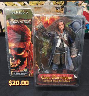 NECA Reel Toys Disney Pirates Caribbean Dead Man's Chest Capt. Norrington Figure Series 3 for Sale in Oakland, CA
