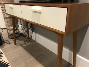 Mid century media console for Sale in San Francisco, CA