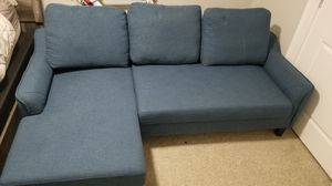L-Shape sleeper couch for Sale in Atlanta, GA