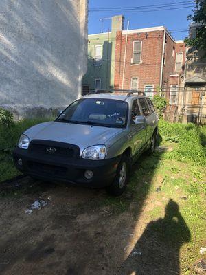 2001 Hyundai Santa FE for Sale in Philadelphia, PA