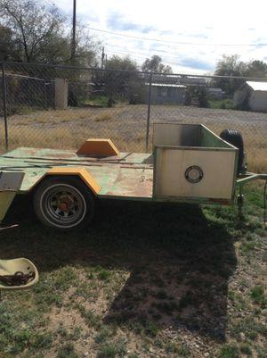 Steel trailer for Sale in Tucson, AZ