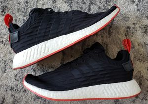 Adidas NMD R2 primeknit shoes Size 10.5 for Sale in San Diego, CA