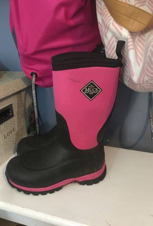 Girls muck boots for Sale in Portland, MI