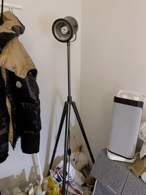 Camera stand look Floor Lamp for Sale in Arlington, VA
