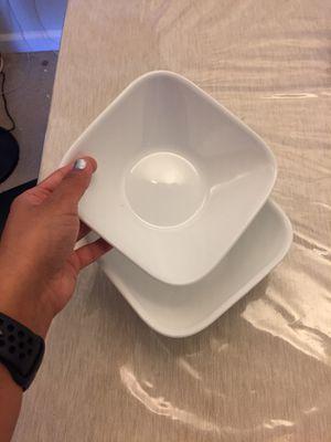 Corelle Bowls for Sale in Fairfax, VA