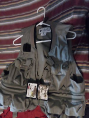 Fly fishing gear - AWESOME VEST and FLIES for Sale in Aurora, CO