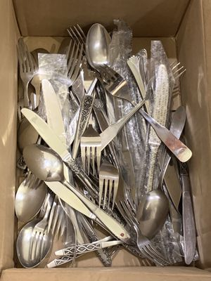 Spoons, forks and knives for Sale in Los Angeles, CA