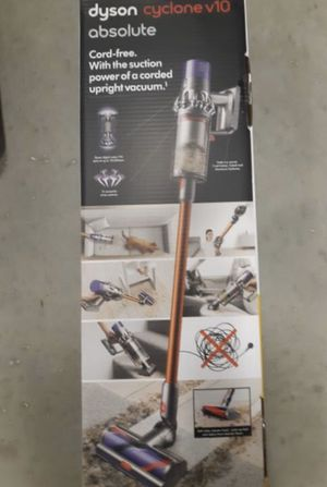 Dyson Cyclone V10 Motörhead Vacuum for Sale in White Bluff, TN