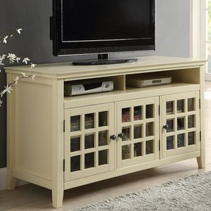 New in box media cabinet from Wayfair for Sale in Raleigh, NC