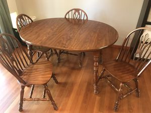 Table and chairs for Sale in Littleton, CO