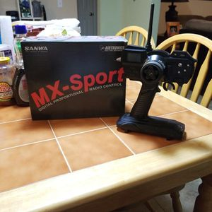 MX - sport Radio Controller for RC cars for Sale in Humble, TX