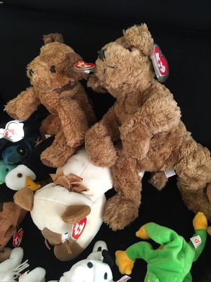 101 beanie Babies! 93-97 for Sale in West Hollywood, CA