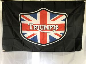 Triumph Motorcycle Wall Flag (3'x5') for Sale in Mokena, IL