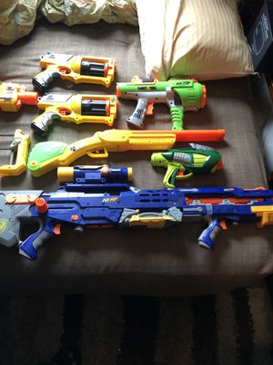 Nerf guns for Sale in Millersport, OH
