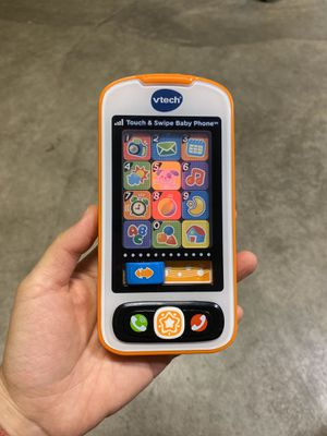 Vtech baby phone toy. for Sale in Olympia, WA