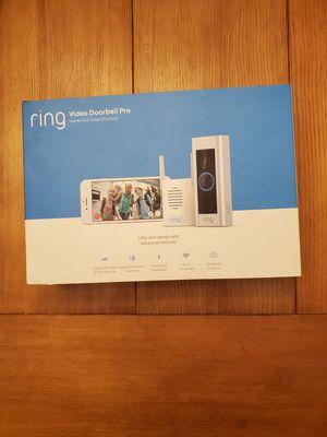NEW Ring Doorbell Pro for Sale in Auburn, WA
