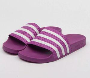 Adidas Original Adilette Slide Vivid Pink Women 6🔥 for Sale in Orlando, FL