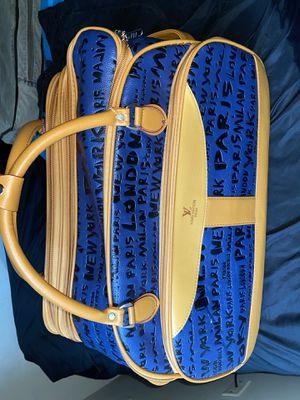 Louis Vuitton Travel Bag (paris london monagram) for Sale in Westerville, OH