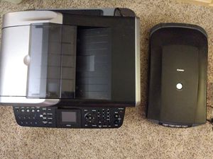 Multipurpose printer/copier/fax , throwing in a free scanner for Sale in Everett, WA