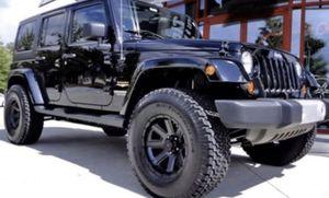"17"" JEEP Off-Road Wheel & Tire Special 17x9 Black Wheels 35x12.50R17 Mud Terrain Tires Lift Kit 4"" ProComp From @ $1999 for Sale in La Habra, CA"