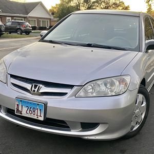 2005 Honda Civic LX for Sale in Joliet, IL