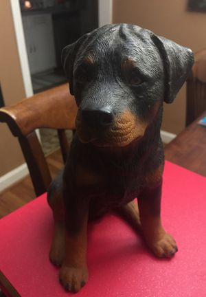 Rottweiler statue for Sale in Louisville, KY